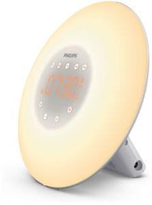 Philips HF3506/05 Eveil Lumière avec Lampe LED